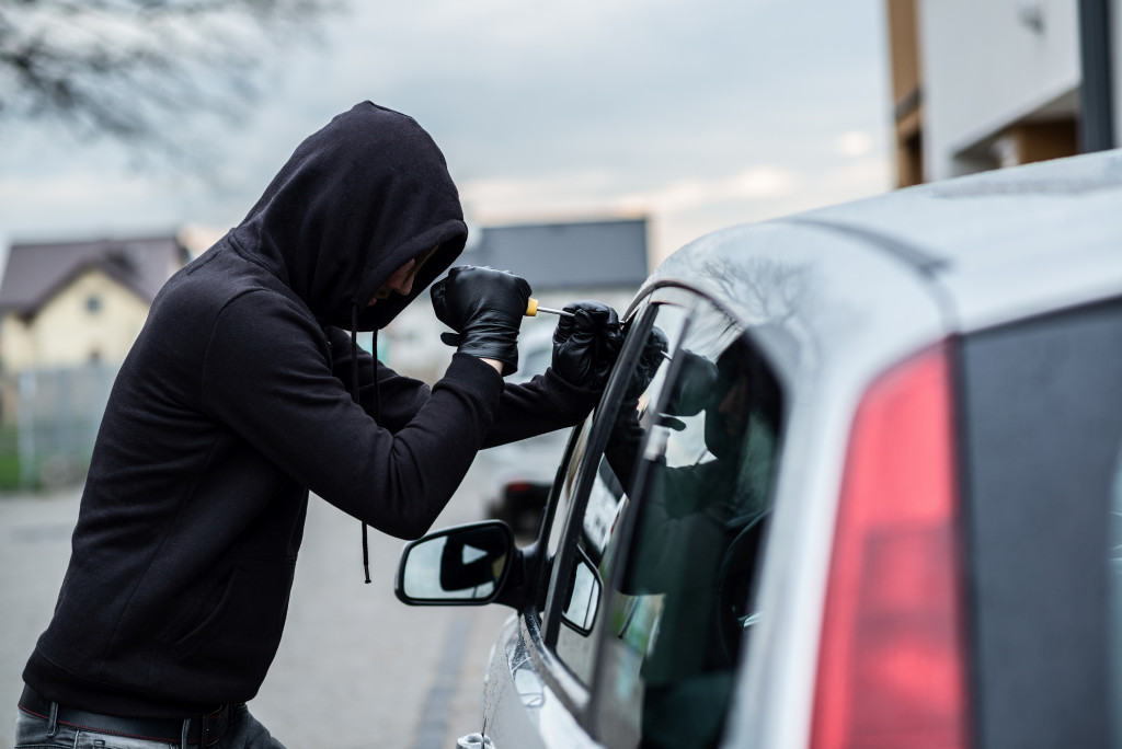 Auto Theft Prevention: How You Can Ensure Your Car's Safety