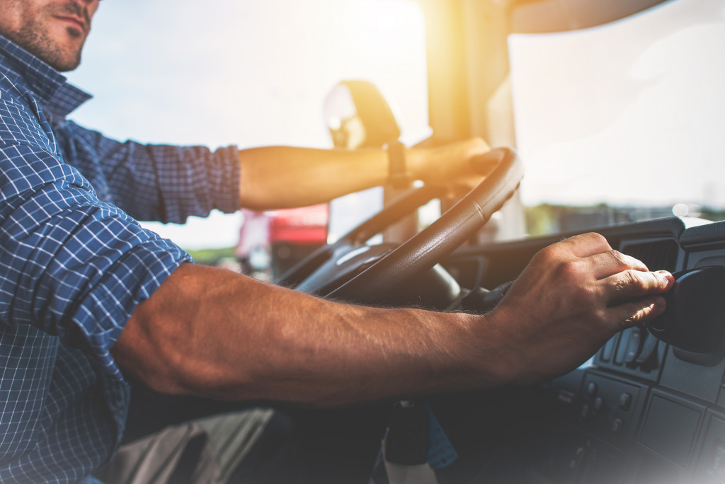 Managing an Industrial Vehicle Business